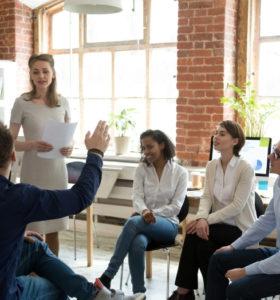 Le coaching d'entreprise